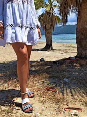 Artemis Sandals Women Leather
