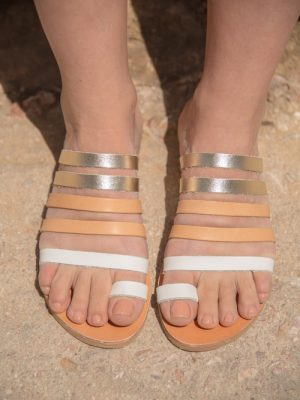 Leros-Sandals-Women-Leather-Handmade