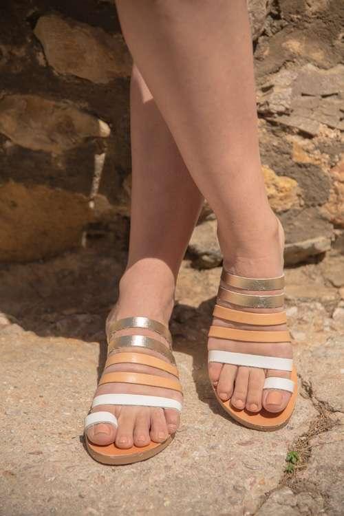 Leros-Sandals-Women-Leather-Handmade