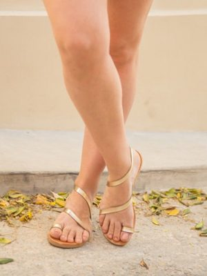 Parga-handmade-leather-women-sandals