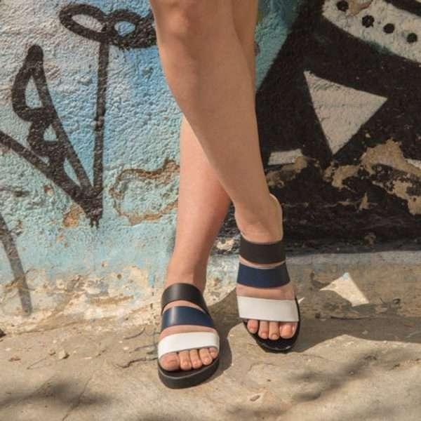 Nydri-leather-flat-handmade-sandals-women