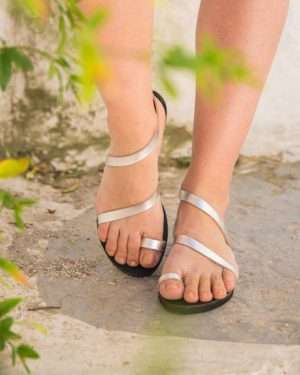 Nydri Handmade Leather Sandals for Women
