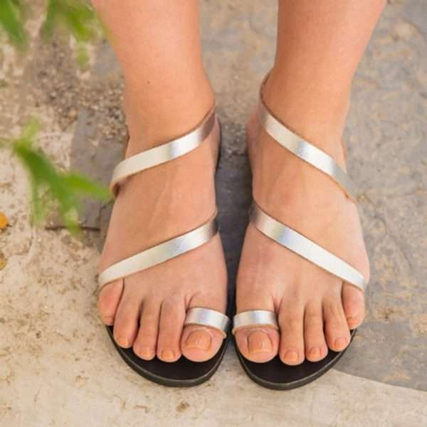 Nydri Hanmade Leather Sandals for Women