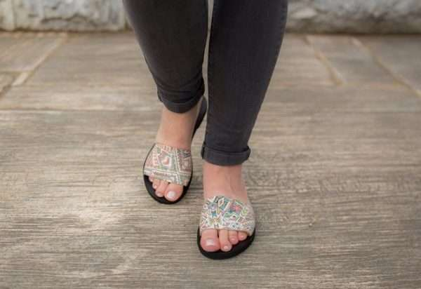 Antiparos Sandals Handmade Leather Sandals for Women