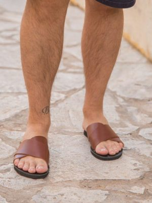 Dias-ballsai-handmade-greece-slides-cross-sandals-mens-leather
