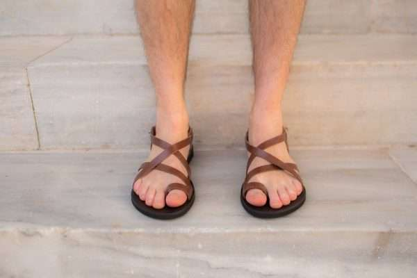 Dionisos-ballsai-handmade-leather-sandals-men-brown-greece