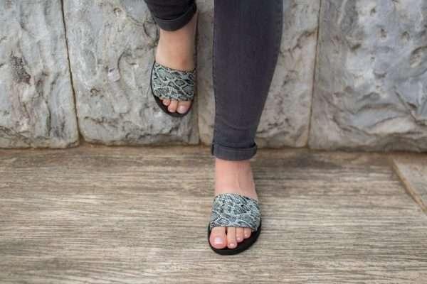 Ippoliti handmade leather sandals women