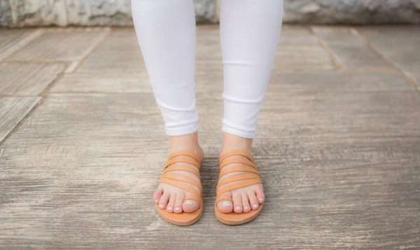 Alonisos-handmade-leather-women-sandals-from-greece