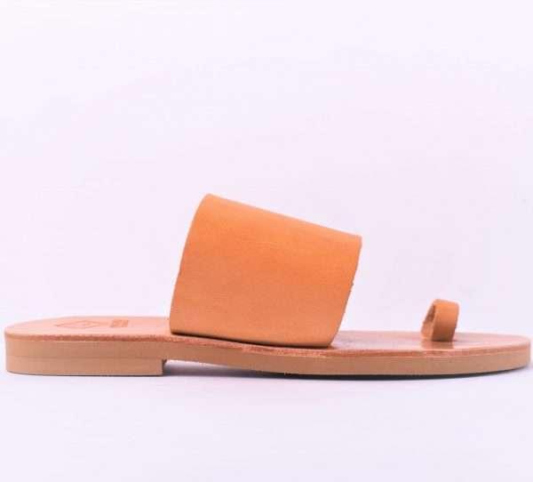 Halkidiki-women-leather-handmade-slides-sandals