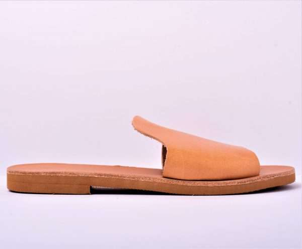 Sxoinousa-Sandals-Women-Slides-Leather-Handmade