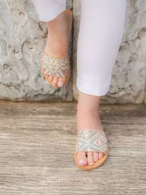 Chios-handmade-greek-leather-women-slides-sandals
