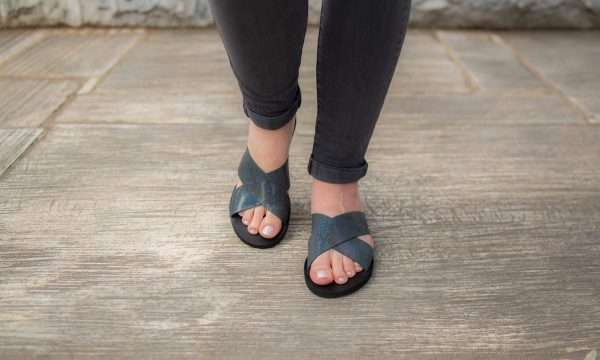 Santorini Sandals Women Handmade Leather