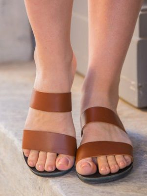 Skopelos-handmade-ancient-greek-women-leather-sandals