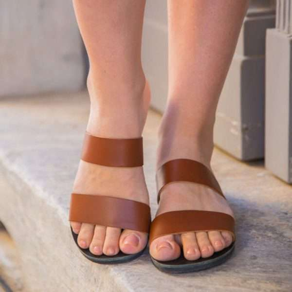 Skopelos-handmade-ancient-greek-women-leather-sandals