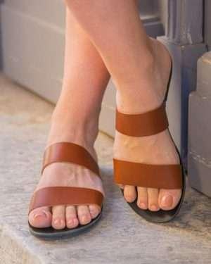 Skopelos-handmade-greek-women-leather-sandals