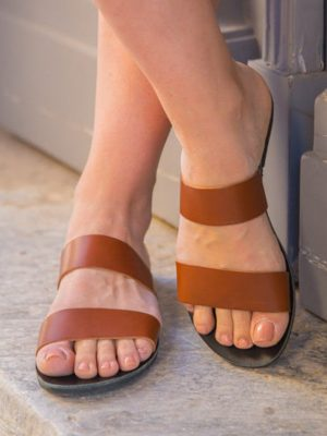 Skopelos-handmade-greek-women-leather-sandals