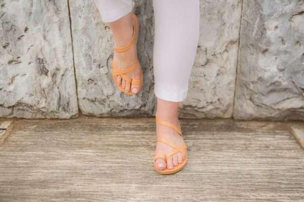 Karistos-handmade-leather-women-sandals-greece