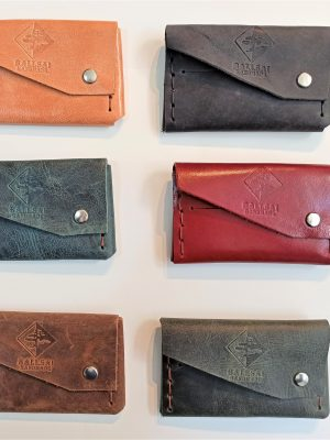 Leather Wallet, Handmade Leather Wallet, Coin Wallet, Card Wallet