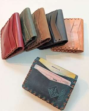 Leather Card Holder, Leather Wallet, Leather Card Organizer, Leather Card Case, Leather Wallet, Leather Card Case, Wallets