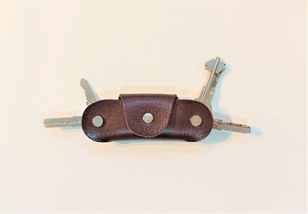 Leather Keychain, Leather Key case, Leather Key purse, Key organizer, Handmade Leather Key case, Leather Key Fob, Keycases,