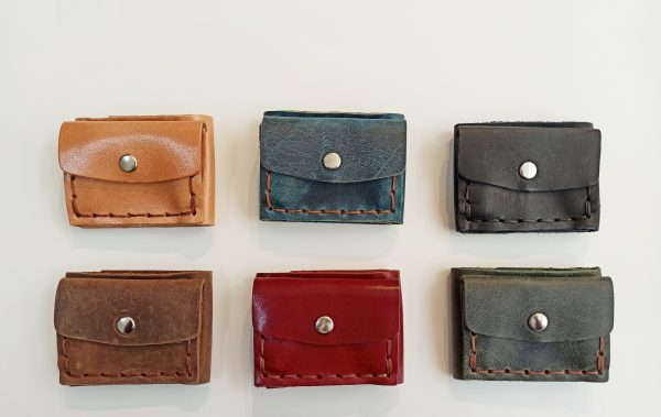 Small Wallet, Leather Wallet, Handmade Leather Wallet, Leather Purse