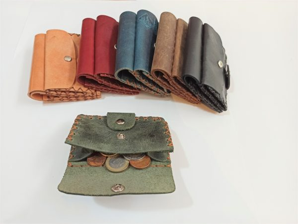 Men Leather Wallet, Handmade Leather Wallet, Leather Money wallet