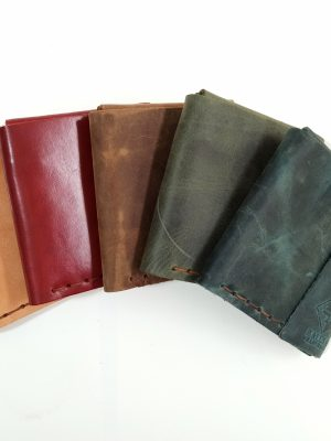 Handmade Leather Wallet, Leather Wallet, Leather Money clip Wallet